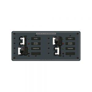 Blue Sea 8598 AC Toggle Source Selector (230V) - 3 Source