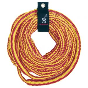 AIRHEAD 4 Rider Bungee Tube 50' Tow Rope