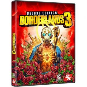 2K BORDERLANDS 3 - DELUXE EDITION - First Person Shooter - Xbox One