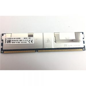 32GB Kingston DDR3-1600 4Rx4 PC3L-12800L ECC Registered Memory SL32D3L16L11Q4