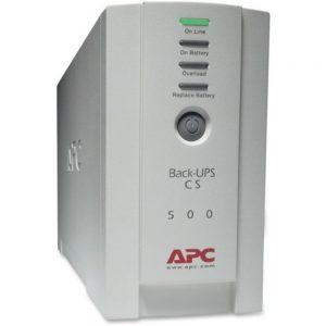 APC Back-UPS 500 300Watts 500VA Beige UPS BK500