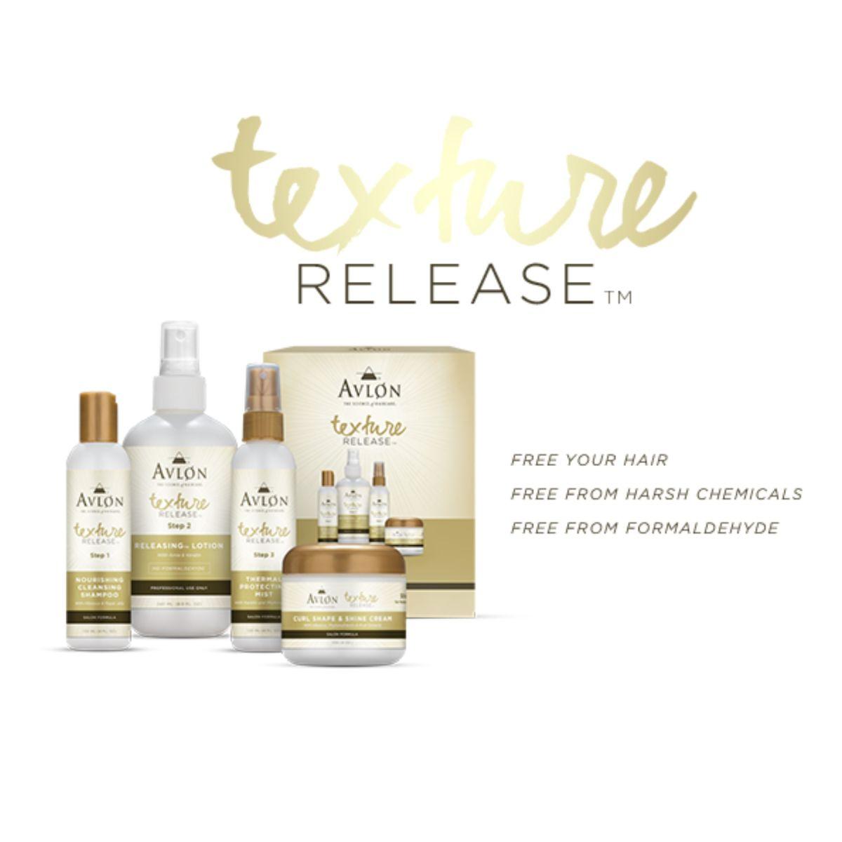 Avlon Affirm Texture Release Kit
