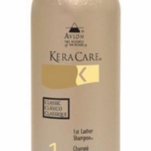 Avlon KeraCare 1st Lather Classic Shampoo 32 oz