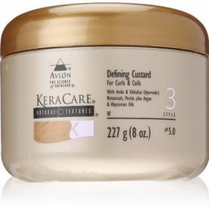 Avlon KeraCare 3 Defining Custard For Curls & Coils 8 oz