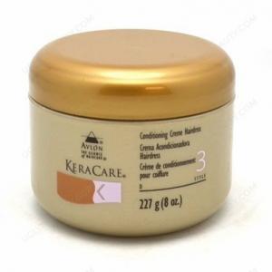 Avlon KeraCare Conditioning Creme Hairdress 8 oz