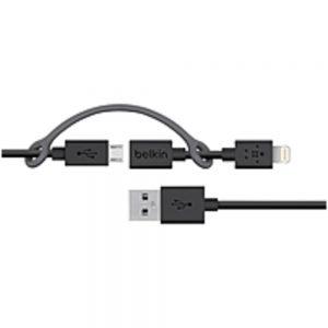 Belkin Lightning/USB Data Transfer Cable - Lightning/USB for iPhone