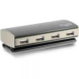 C2G 4-Port USB Hub for Chromebooks