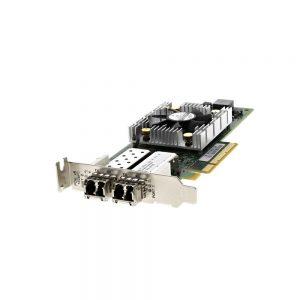Dell 3PCN3 Dual Port Fiber Channel Low Profile Host Bus Network Adapter - 16 Gbps - PCI-E 3.0