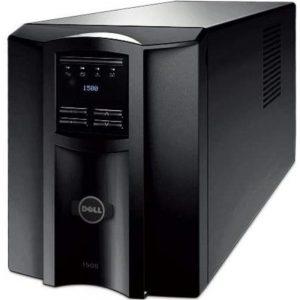 Dell DLT1500C Smart UPS - 1000 Watts - AC 120V - USB - Black