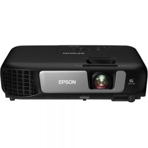 Epson EX7260 LCD Projector - 16:10 - 1280 x 800 - Front