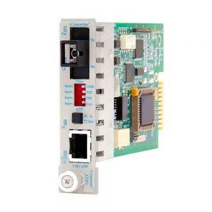 OmniTron Iconverter 8710-1 T1/E1 Media Converter