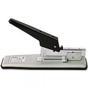 Skilcraft 7520-00-243-1780 NSN2431780 Heavy-Duty Stapler - Black