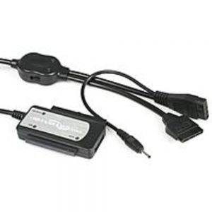StarTech USB2SATAIDE USB 2.0 to IDE or SATA Adapter Cable