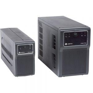 Vertiv Liebert PSA 1000VA UPS 230VAC (PSA1000MT3-230U) - 1000VA/600W - 5 Minute Full Load - 6 x IEC 320-C13 - Battery Backup System