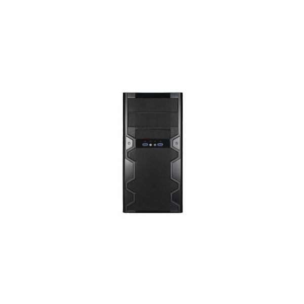 APEX TX-606-U3 300W MicroATX Case (Black)
