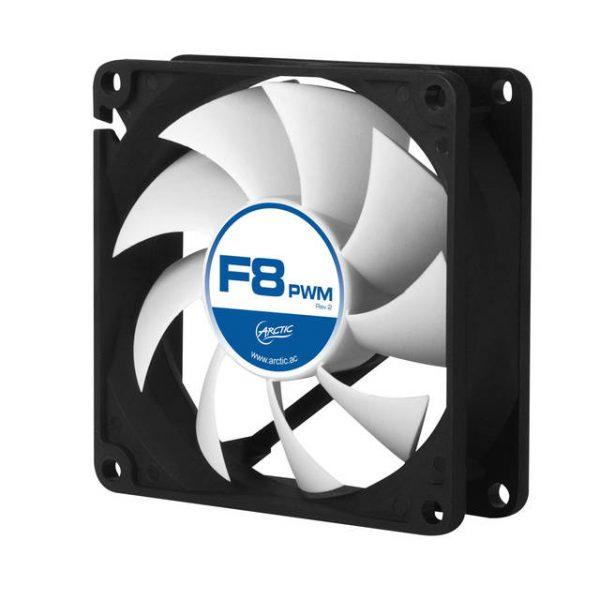ARCTIC F8 PWM Rev.2 80mm Case Fan