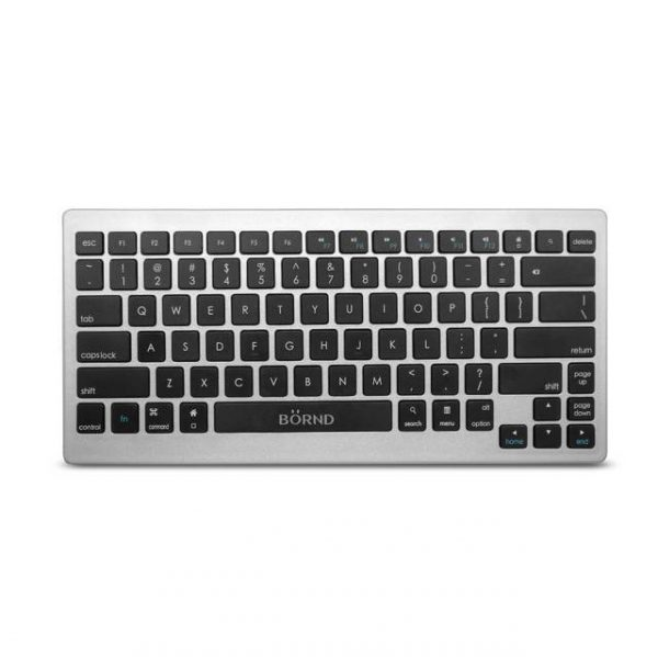 Bornd B33 Wireless Bluetooth 3.0 Keyboard for PC/ipad 1