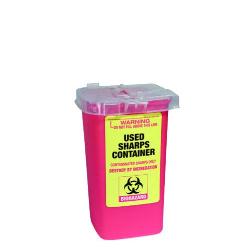 Burmax Sharps Disposal Container