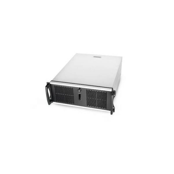 Chenbro RM41300-R650F1 650W 4U High Performance Industrial Server Chassis w/ 1x Door