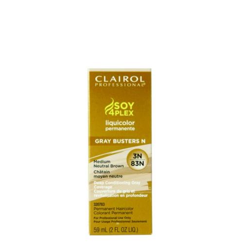 Clairol 3N / 83N Medium Neutral Brown
