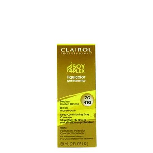 Clairol 7G / 41G Medium Golden Blonde