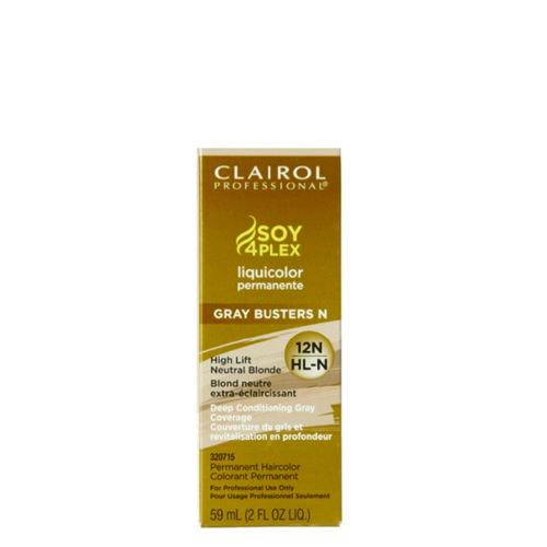 Clairol Liquid Color 12N / Hl-N High Lift Neutral Blonde