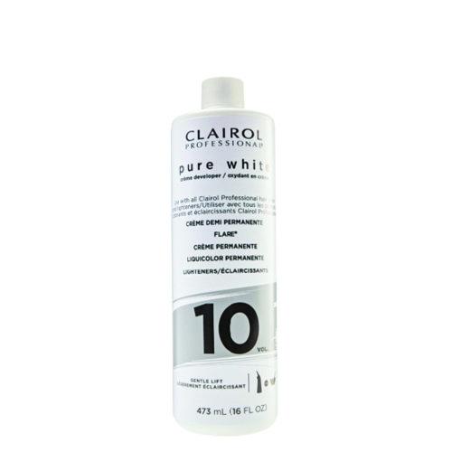 Clairol Pure White 10V 16 Oz
