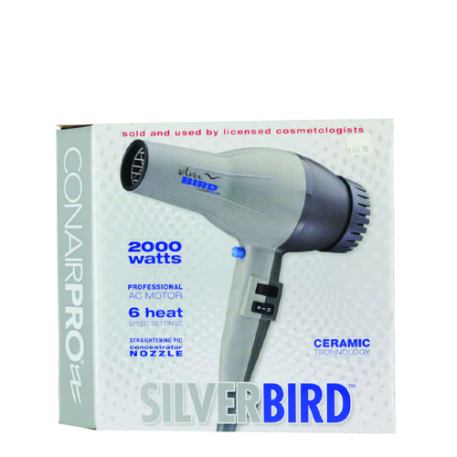 Conair Dryer Silver Bird 2000W Sb307W