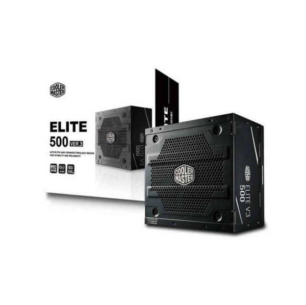Cooler Master Elite V3 Series MPW-5001-ACAAN1-US 500W ATX12V v2.31 Power Supply