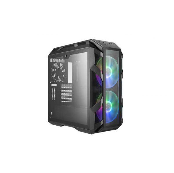 Cooler Master H500M No Power Supply ATX Mid Tower w/ Window (Iron Grey)