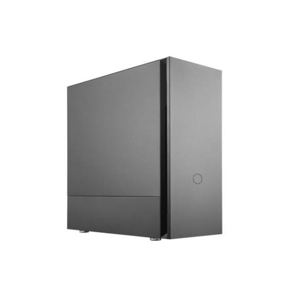 Cooler Master MCS-S600-KN5N-S00 Silencio Series ATX Mid Tower (Black)