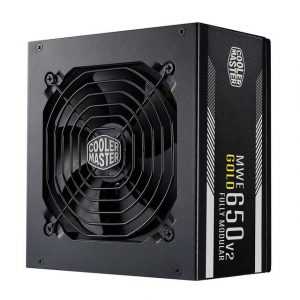 Cooler Master MPE-6501-AFAAG-US 80 Plus Gold 650W V2 Full Modular ATX 12V Power Supply w/ Active PFC