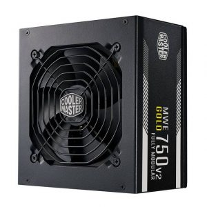 Cooler Master MPE-7501-AFAAG-US 80 Plus Gold 750W V2 Full Modular ATX 12V Power Supply w/ Active PFC