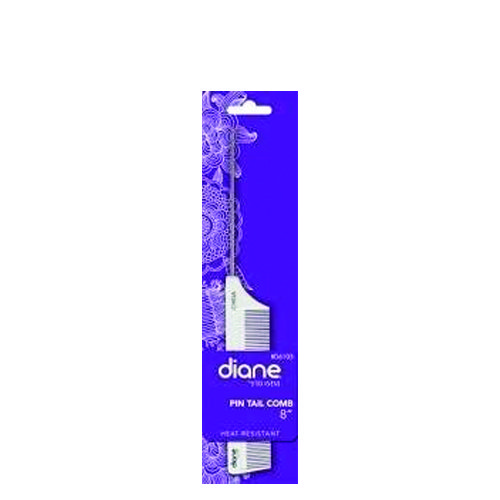 Diane 6105 Metal Tail Comb