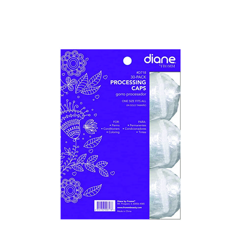Diane 718 Processing Cap 30Ct