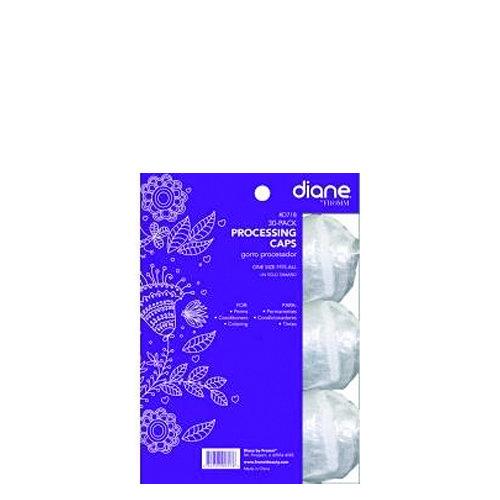 Diane 718C Processing Caps 30 Asst.