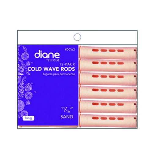 Diane Cw2 Cold Wave Rods 11/16″