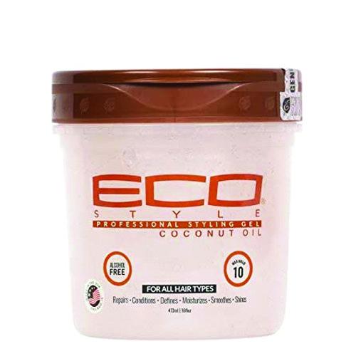 Eco Styling Gel Coconut Oil 16 Oz