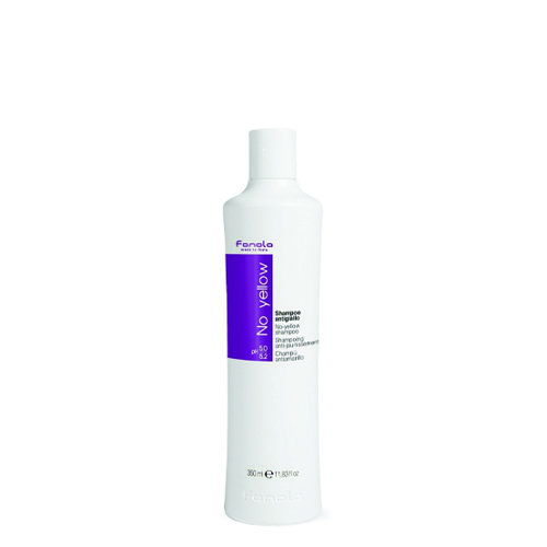 Fanola No Yellow Shampoo 350 Ml 11.83 Oz