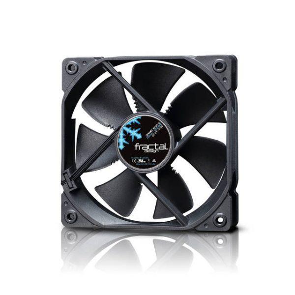 Fractal Design Dynamic X2 GP-12 FD-FAN-DYN-X2-GP12-BK 120mm Case Fan