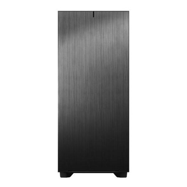 Fractal Design FD-C-DEF7X-03 Define 7 XL Black TG Dark Tint  /Brushed Aluminum/Steel E-ATX Silent Modular Dark Tinted Tempered Glass Window Full Tower Computer Case