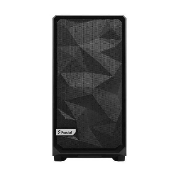 Fractal Design FD-C-MES2A-01 Meshify 2 Black ATX Flexible Mid Tower Computer Case (Black)