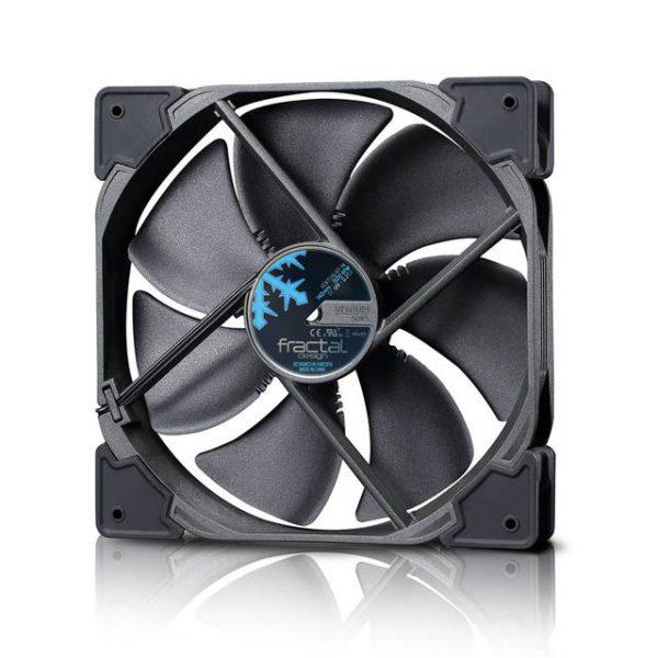 Fractal Design Venturi HP-14 PWM FD-FAN-VENT-HP14-PWM-BK 140mm Case Fan