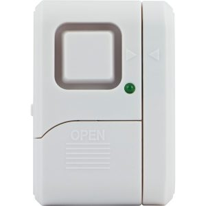 GE(R) 56789 Magnetic Window Alarm with On/Off Indicator Light (Single)