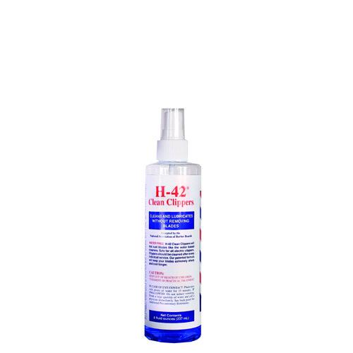 H-42 Clean Clippers Spray 8 Oz