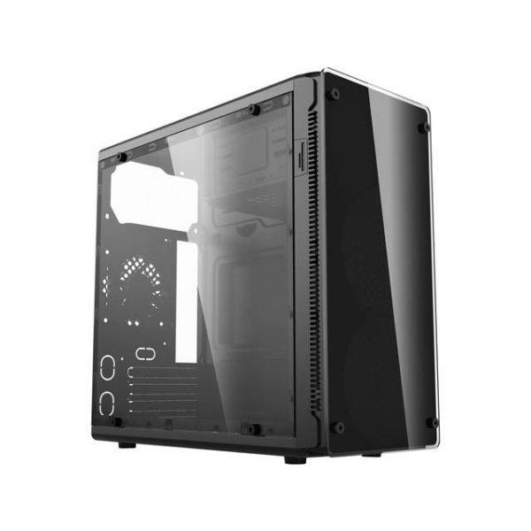 HEC CA-HX210 USB3.0 Micro ATX Mini Tower Case NO Power Supply