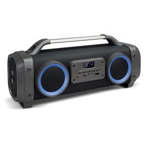 ILIVE IBB520B High Performance Bluetooth Boombox