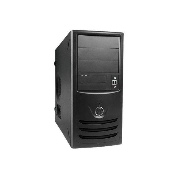 In-Win C589.CH350TB3 350W TAC 2.0 ATX Mid Tower (Black)