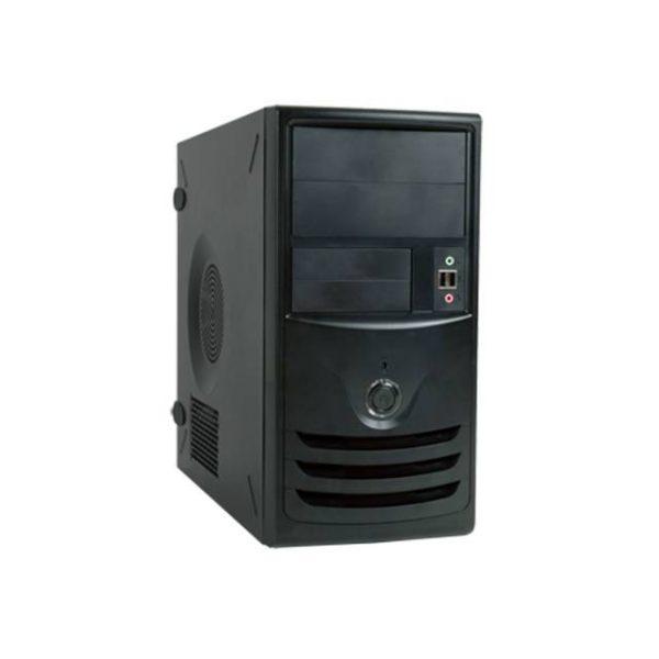 In-Win Z589.CH350TB3 350W TAC 2.0 MicroATX Mini Case (Black)