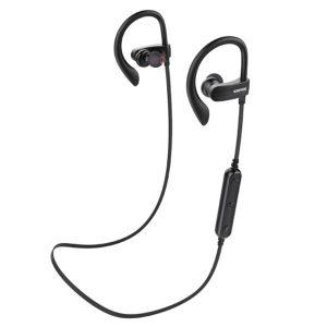 KANEX(R) K190-1538-BLK GoPlay Wireless Sport Headphones